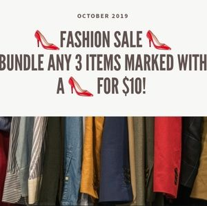 👠3 for $10👠